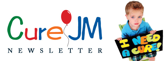 Cure JM Newsletter: Volunteers
