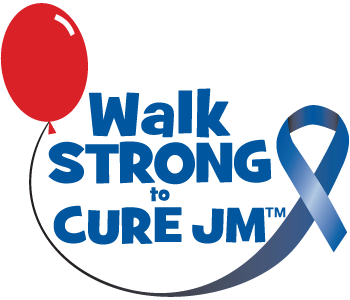 Walk Strong to Cure JM Logo