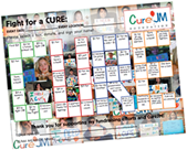 Cure JM Sponsor Sheet